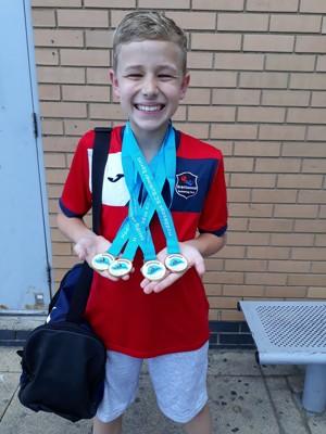 Freddie medals