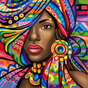 Square drill 30x30 cm 12x12 inch african art square diamond painting 6778486849590 2000x