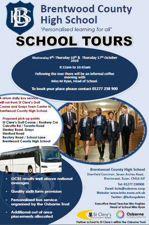School tours 2019 for website